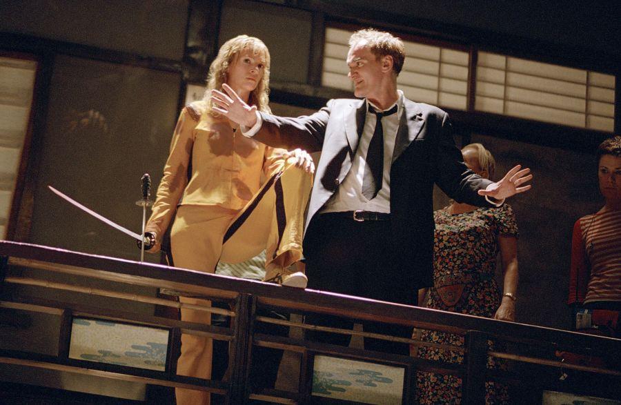 2003 In Film Kill Bill Vol 1 Elephant Captured On Celluloid